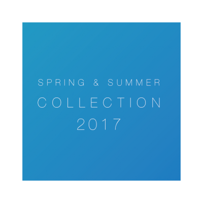 2017 spring & summer collection イメージ