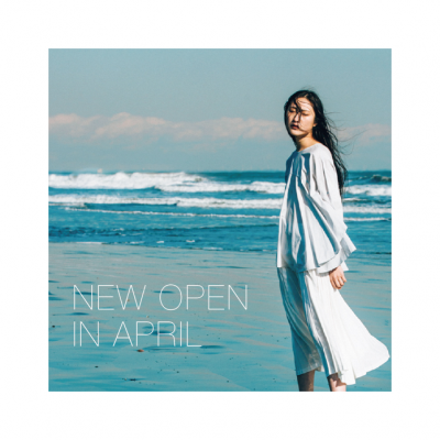 2 SHOPS OPENING IN APRIL イメージ