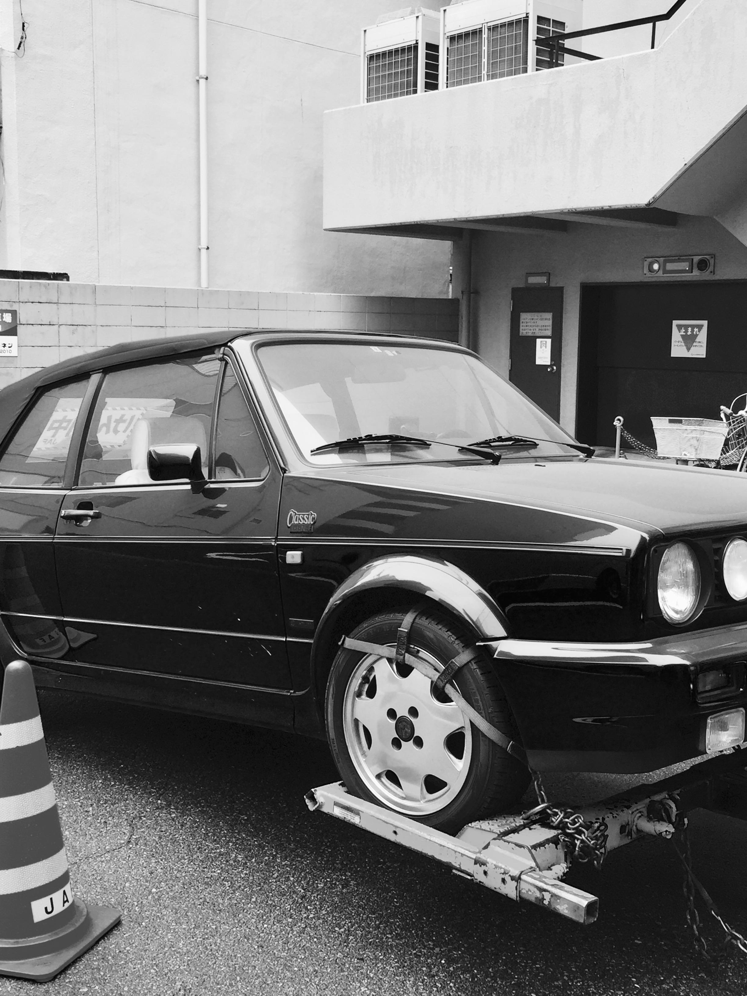 VW classic LINE イメージ
