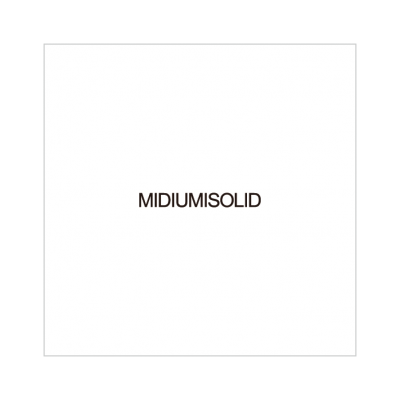 NEW BRAND MIDIUMISOLID FOR LADIES DEBUT イメージ