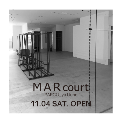A week before opening MARcourt Ueno イメージ