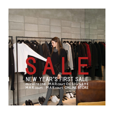 NEW YEAR'S FIRST SALE イメージ