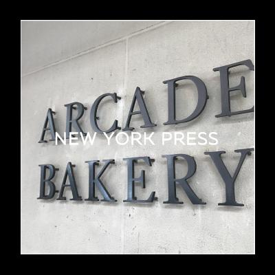 #19 ARCADE BAKERY イメージ