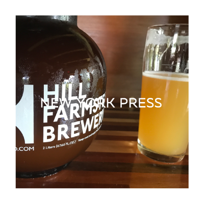 #22 HILL FARMSTEAD BREWRY in Greensboro Vermont イメージ