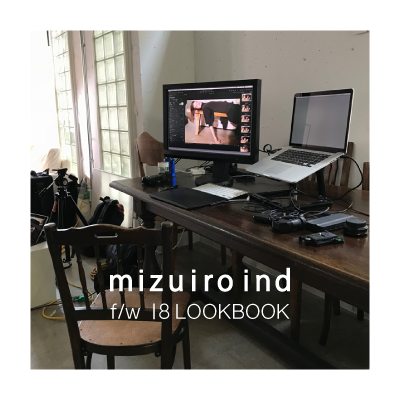 mizuiro ind LOOKBOOK MAKING STORY – PREVIEW