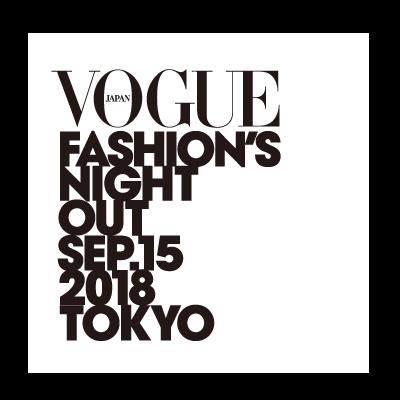 mizuiro ind Aoyama – VOGUE FASHION'S NIGHT OUT 2018 イメージ