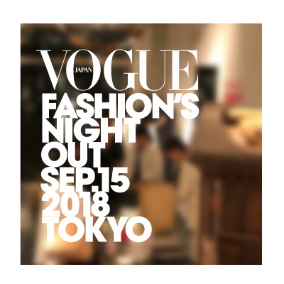 thank you for coming to mizuiro ind Aoyama #VFNO2018 イメージ