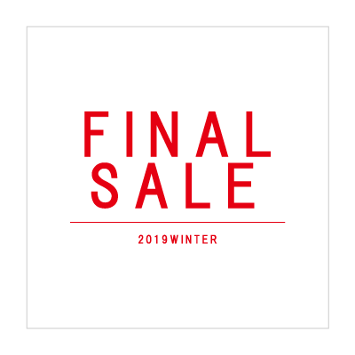 FINAL SALE 2019 WINTER – MARcourt イメージ