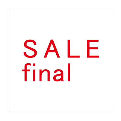 SALE final – MARcourtDESIGNEYE イメージ