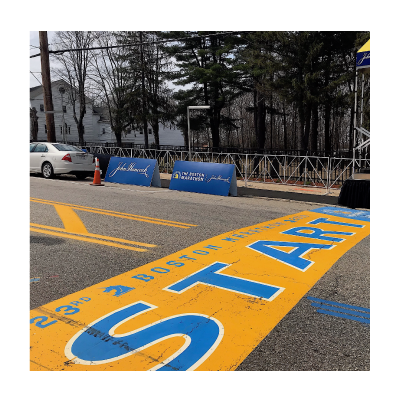 #59 Boston Marathon – World Marathon Majors イメージ