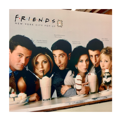 "81 ""FRIENDS""25th Anniversary New York City POP-UP イメージ"