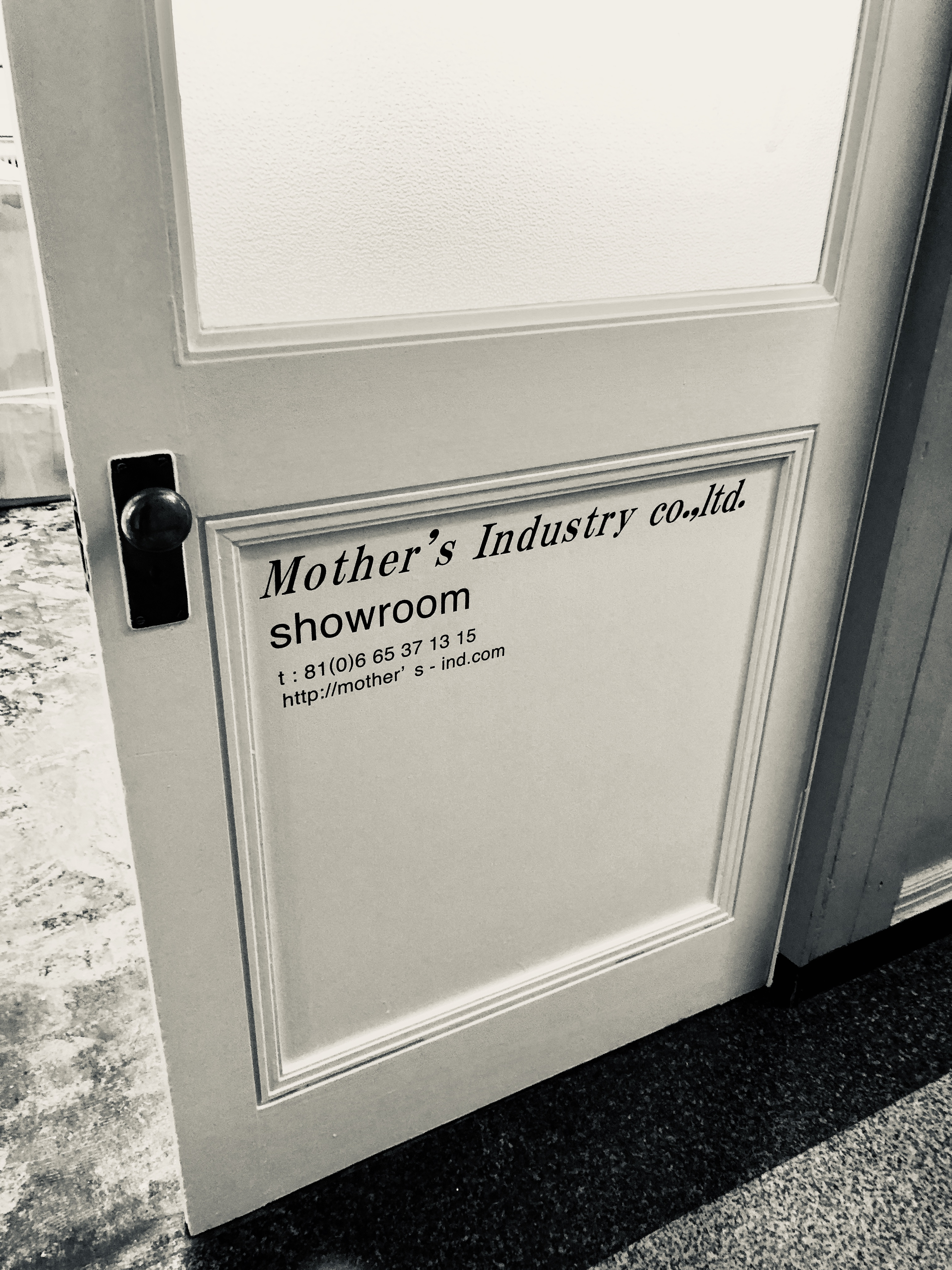 OSAKA showroom イメージ