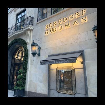 89 Holiday Season in NYC 2019-vol.2 at BERGDORF GOODMAN イメージ