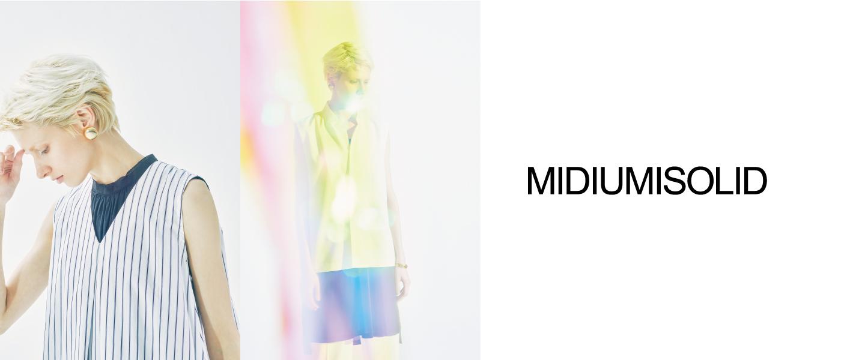 MIDIUMISOLID 20SS