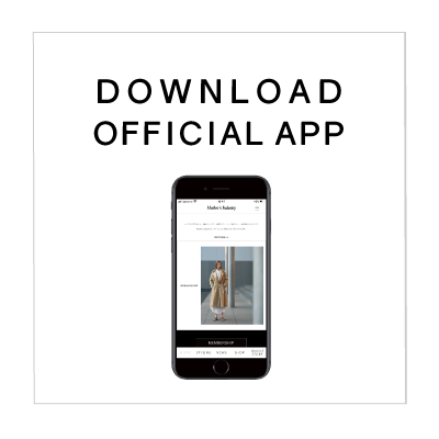 DOWNLOAD OFFICIAL APP イメージ