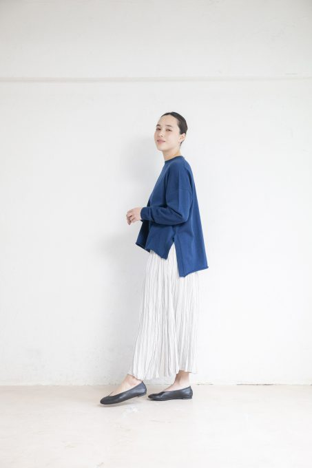 MidiUmi 20AW blue hour light
