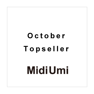 "October Topseller ""MidiUmi"" イメージ"