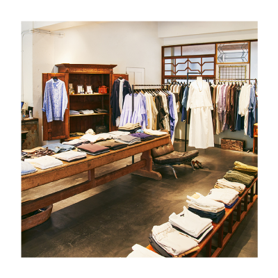 Shop Cruise : mizuiro ind Aoyama イメージ