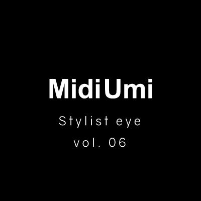 Stylist eye vol.06 スタイリストさんに学ぶ着こなしアイデア イメージ