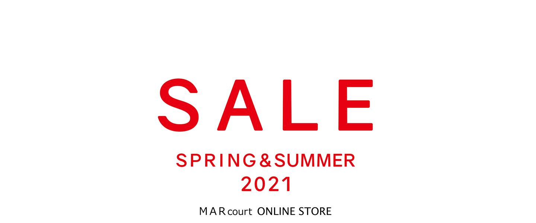 SALE SPRING &SUMMER 2021