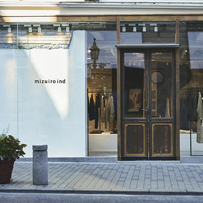 The road to opening:mizuiro ind Kobe