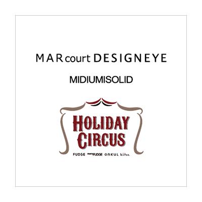 MARcourt DESIGNEYE NAGOYA – Holiday Circus 2021 イメージ