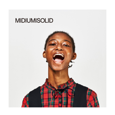 MIDIUMISOLID POP UP STORE HANKYU UMEDA HONTEN 4F イメージ